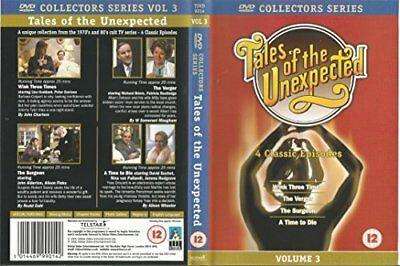 Tales Of The Unexpected - Vol. 3 [DVD] -  CD XMVG The Fast Free Shipping