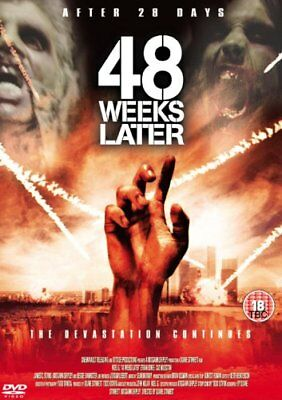 48 Weeks Later [DVD] -  CD OEVG The Fast Free Shipping