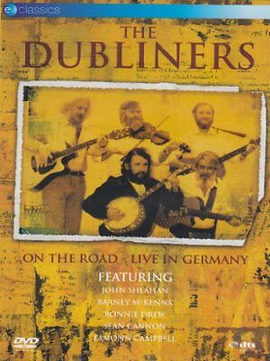 Dubliners - One The Road: Live In Germany [DVD] [2007] - Dubliners CD SKVG The