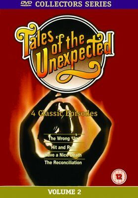 Roald Dahl - Tales of the Unexpected Vol 2 [2007] [DVD] - Roald Dahl CD AKVG The