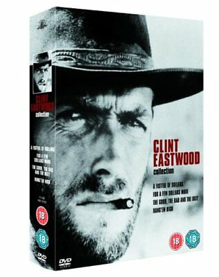 Clint Eastwood Collection [DVD] [2007] -  CD 58VG The Fast Free Shipping