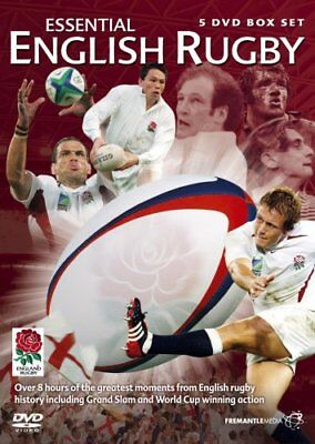 The Essential English Rugby Collection [DVD] -  CD OEVG The Fast Free Shipping