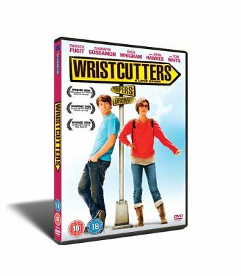 Wristcutters - A Love Story [2007] [DVD] -  CD NEVG The Fast Free Shipping
