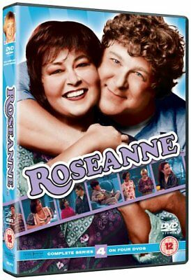 Roseanne - Series 4 - Complete [1991] [DVD] -  CD X0VG The Fast Free Shipping