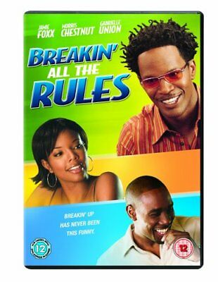 Breakin' All The Rules [DVD] -  CD J8VG The Fast Free Shipping