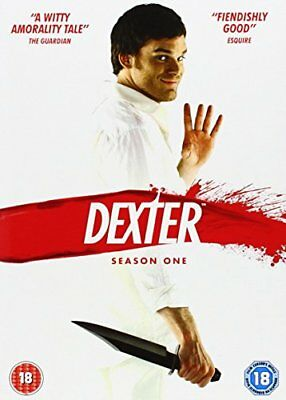 Dexter: Complete Season 1 [DVD] -  CD JAVG The Fast Free Shipping
