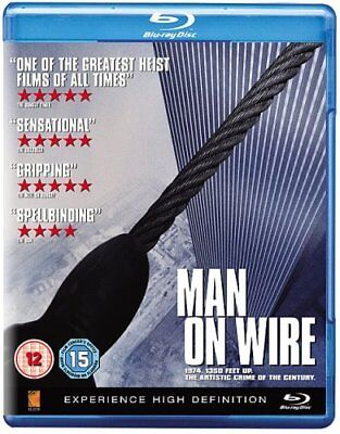 Man On Wire [Blu-ray] [2007] -  CD SKVG The Fast Free Shipping