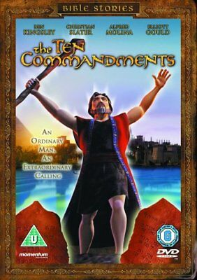 The Ten Commandments [DVD] -  CD DCVG The Fast Free Shipping