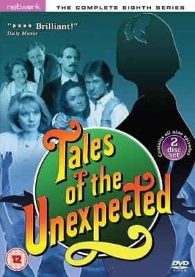 Tales Of The Unexpected - Series 8 - Complete [DVD] -  CD F4VG The Fast Free