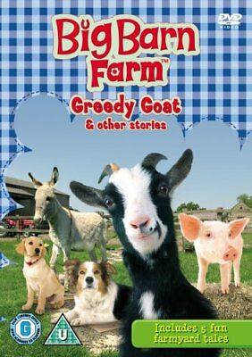 Big Barn Farm - Greedy Goat And Other Stories [DVD] -  CD Q4VG The Fast Free