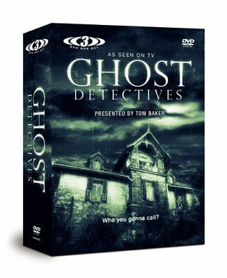 Ghost Detectives [DVD] -  CD TKVG The Fast Free Shipping
