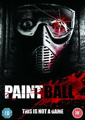 Paintball [DVD] -  CD EWVG The Fast Free Shipping