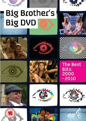 Big Brother's Big DVD The Best Bits: 2000-2010 -  CD 06VG The Fast Free Shipping