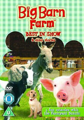 Big Barn Farm - Best in Show [DVD] -  CD TOVG The Fast Free Shipping