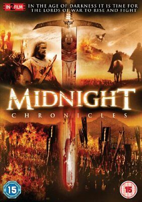 Midnight Chronicles [DVD] [2008] -  CD JWVG The Fast Free Shipping