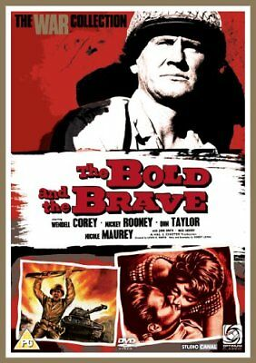 The Bold And The Brave [DVD] -  CD 6UVG The Fast Free Shipping