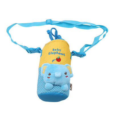 Milk Bottle Insulation Baby Bag Cup Pouch Hanging Warmer Cover Stubby Holder LG