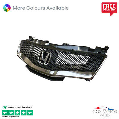 Genuine Honda Civic Front Sports Grille (Manual/I-Shift) 2006-2011