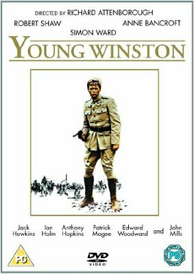 Young Winston [DVD] -  CD OEVG The Fast Free Shipping