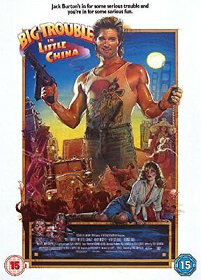 Big Trouble In Little China [DVD] -  CD UMVG The Fast Free Shipping