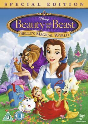 Beauty and The Beast: Belle's Magical World [DVD] -  CD PMVG The Fast Free