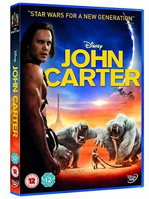 John Carter [DVD] -  CD QIVG The Fast Free Shipping