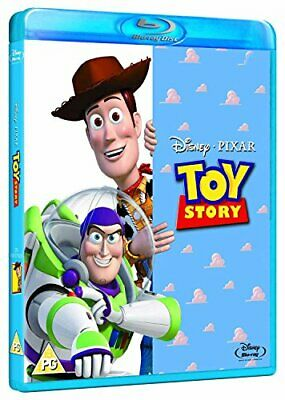 Toy Story (Special Edition) [Blu-ray] [Region Free] -  CD 98VG The Fast Free