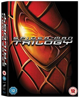 Spider-Man Trilogy [Blu-ray] [Region Free] -  CD YEVG The Fast Free Shipping