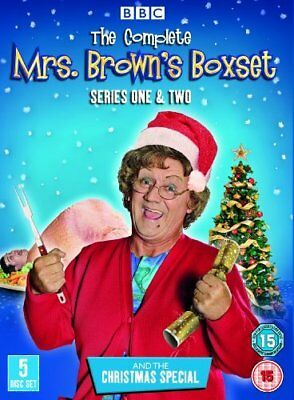 Mrs Brown's Boys - Series 1-2 Complete / Christmas Special [DVD] -  CD IQLN The