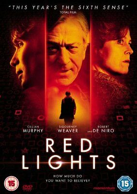 Red Lights [DVD] (2012) -  CD OEVG The Fast Free Shipping