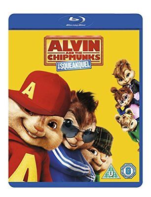 Alvin and the Chipmunks 2: The Squeakquel [Blu-ray] [2009] -  CD BIVG The Fast