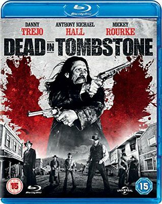 Dead in Tombstone [Blu-ray] -  CD Z2VG The Fast Free Shipping