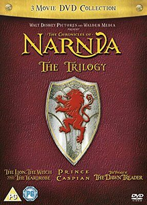 The Chronicles of Narnia Trilogy [DVD] [2005] -  CD TAVG The Fast Free Shipping