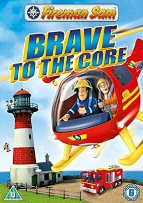 Fireman Sam: Brave To The Core [DVD] -  CD BUVG The Fast Free Shipping