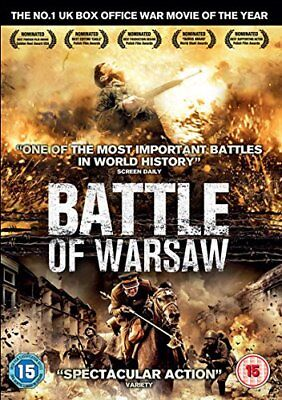 Battle of Warsaw (Battle of Warsaw 1920) [DVD] [2011] -  CD 2KVG The Fast Free