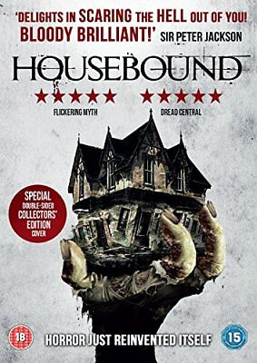 Housebound [DVD] -  CD OEVG The Fast Free Shipping