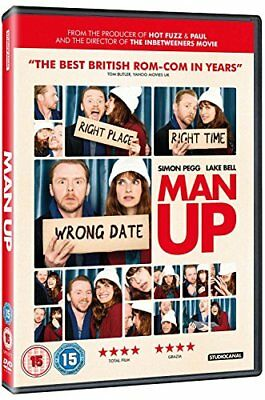 Man Up [DVD] [2015] -  CD XCVG The Fast Free Shipping