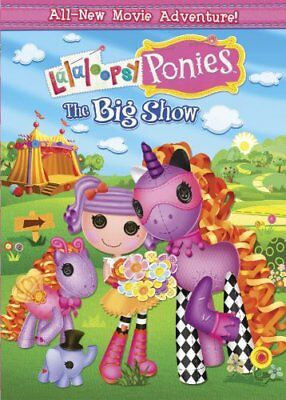 Lalaloopsy Ponies: The Big Show [DVD] -  CD XYVG The Fast Free Shipping