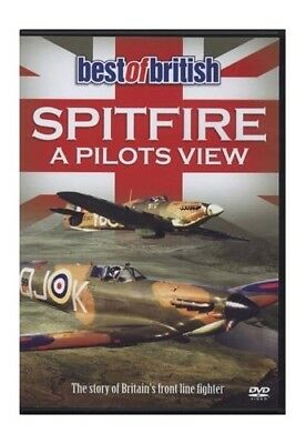 Best of Britain - The Supermarine Spitfire - A Pilot's View -  CD OQVG The Fast