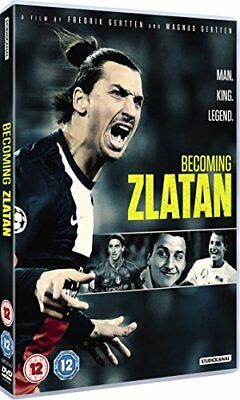 Becoming Zlatan [DVD] -  CD GYVG The Fast Free Shipping