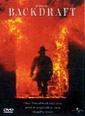 Backdraft [DVD] [1991] -  CD 05VG The Fast Free Shipping