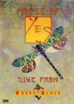 Yes - Yes: House Of Yes - Live At The House Of Blues [DVD] - Yes CD 1JVG The