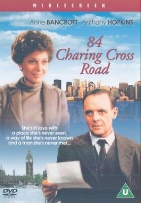 84 Charing Cross Road [DVD] [2002] -  CD ULVG The Fast Free Shipping