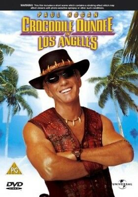 Crocodile Dundee In Los Angeles [DVD] [2001] -  CD UCVG The Fast Free Shipping
