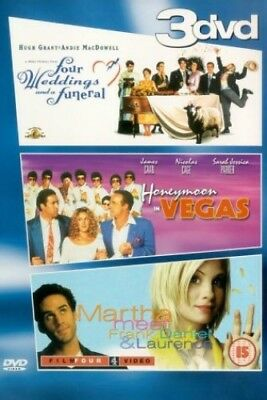 Romantic Comedy: Four Weddings And A Funeral, Honeymoon In Vegas, ... -  CD YJVG
