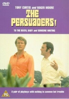 The Persuaders: Episodes 23-24 [DVD] -  CD OEVG The Fast Free Shipping