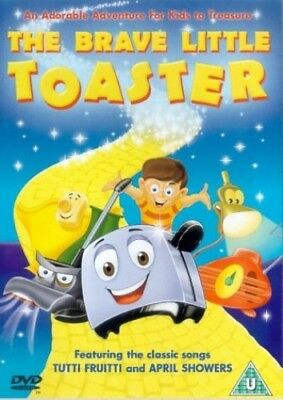 The Brave Little Toaster [DVD] -  CD 5HVG The Fast Free Shipping