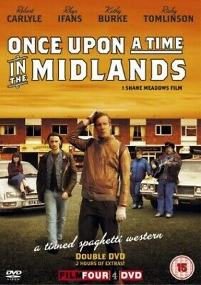 Once Upon A Time In The Midlands [DVD] [2002] -  CD KMVG The Fast Free Shipping