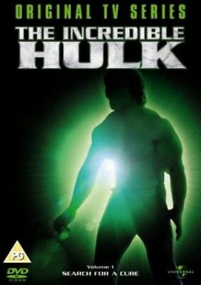 Hulk Vol.1  - Search For A Cure [DVD] -  CD TKVG The Fast Free Shipping