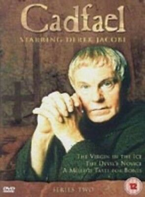 Cadfael: The Complete Series 2 (Box Set) [DVD] -  CD UQVG The Fast Free Shipping